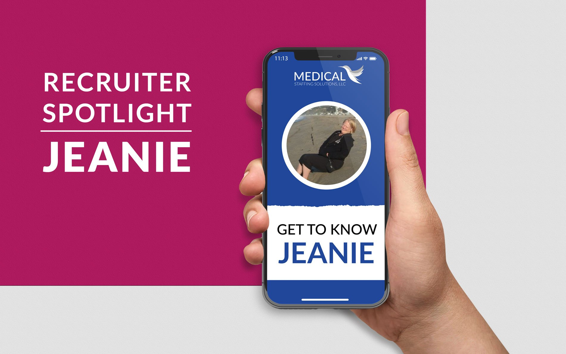 Recruiter Spotlight: Jeanie